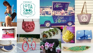 Lota Cool Market - montra de produtos vintage